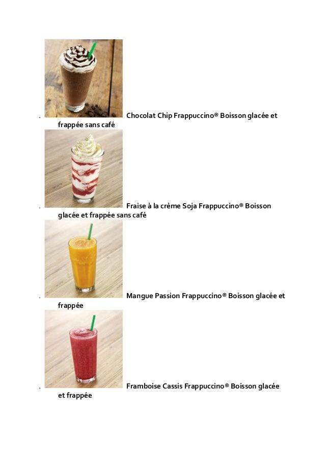 Cafe Oz Carte Boissons