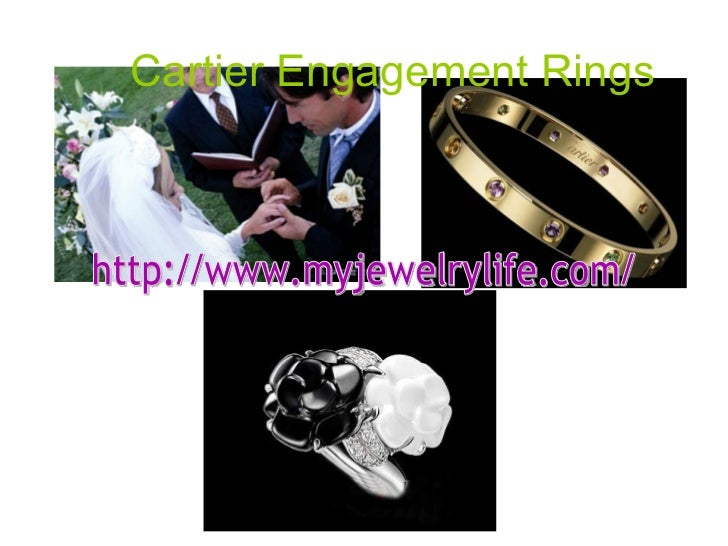 Cartier Engagement Rings http://www.myjewelrylife.com/
