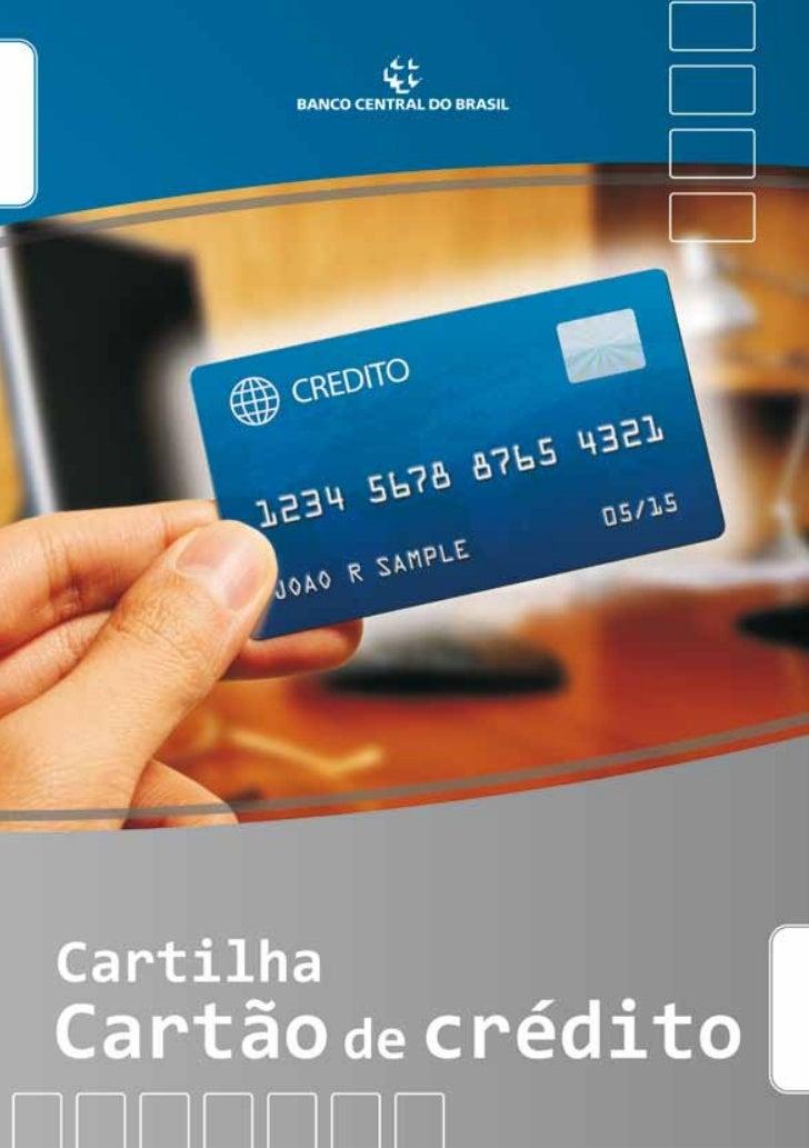 O uso do cartão vem crescendo ao longo dos anos, acompanhandoo aumento da renda e os avanços em geral conquistados pelasoc...