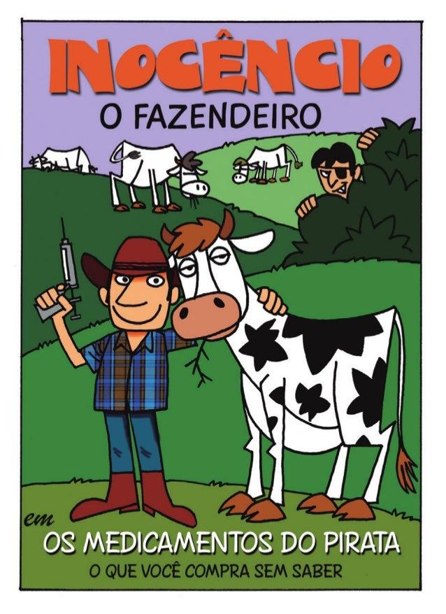 www.denuncieprodvetpirata.org.br Consulte o compêndio de produtos veterinários em www.denuncieprodvetpirata.org.br e confi...