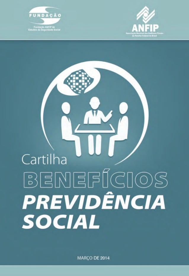Fundação ANFIP de Estudos da Seguridae Social Benefícios da Seguridade Social / Fundação ANFIP de Estudos da Seguri- dade ...
