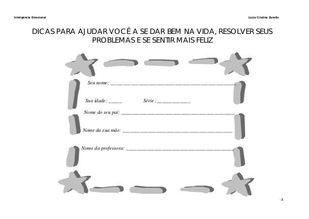 Cartilha+inteligencia+emocional Slide 2