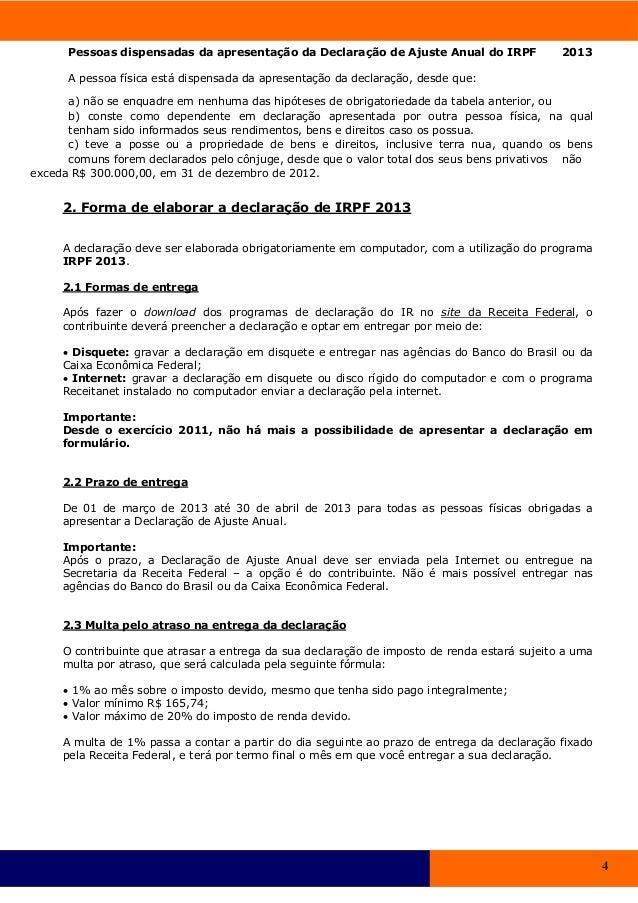 Cartilha Declaração De Impostos Renda1198950 3543