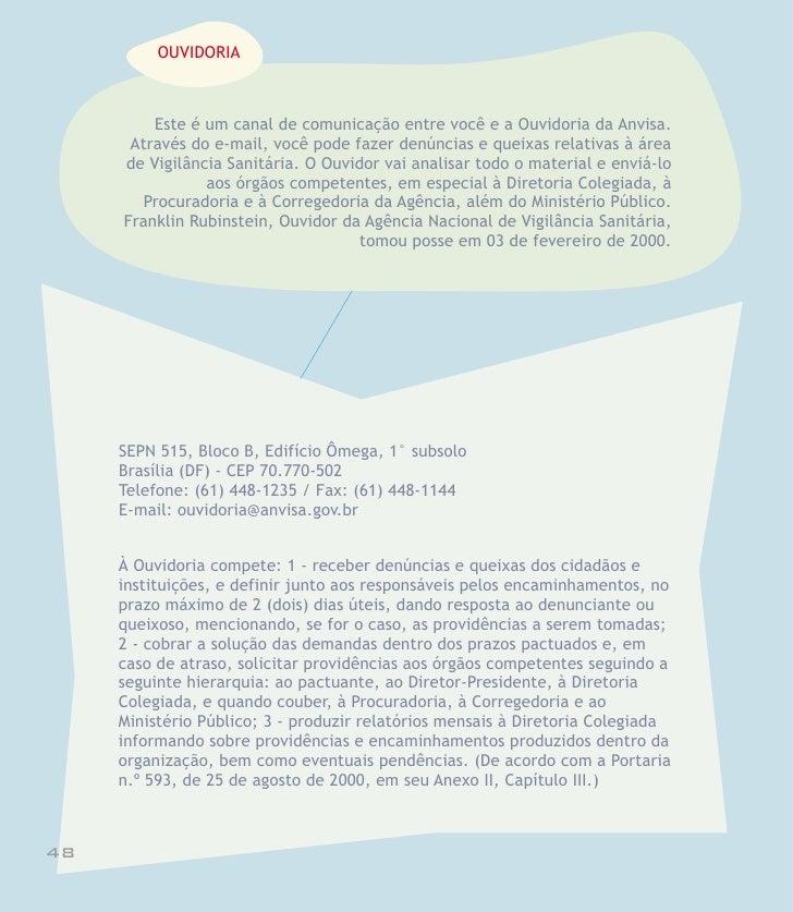 ACRE Coordenação de Vigilância Sanitária Estadual Departamento de Ações Básicas de Saúde Av. Antonio da Rocha Viana, nº 12...