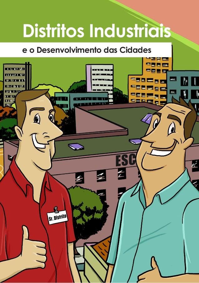Distritos Industriais e o Desenvolvimento das Cidades
