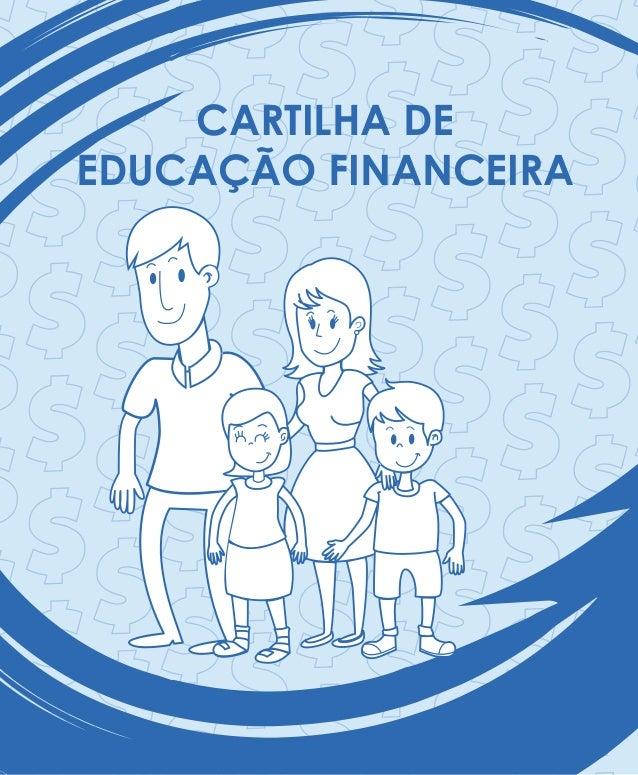 CARTILHA DEEDUCAÇÃO FINANCEIRA