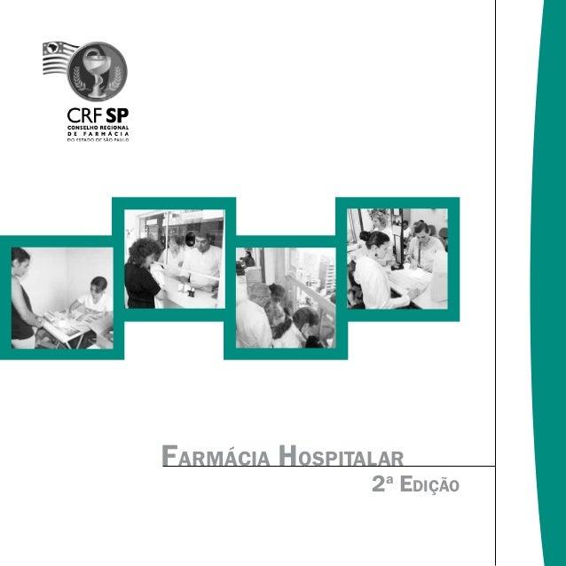 Farmácia Hospitalar 2a Edição