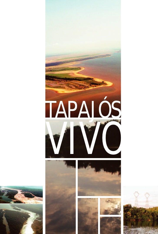 "Cartilha ""Complexo Tapajós"""