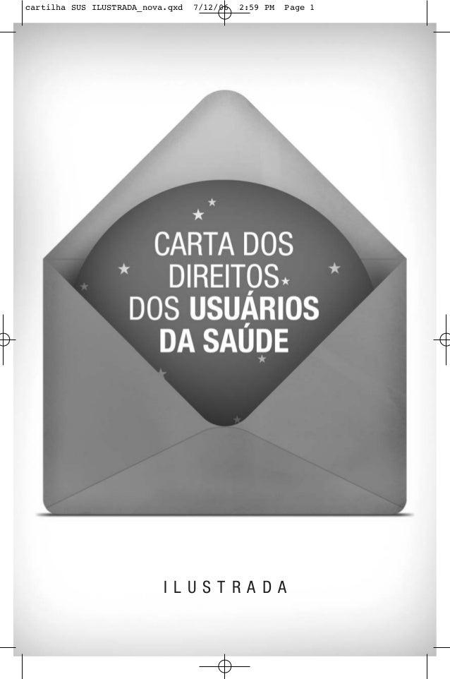 cartilha SUS ILUSTRADA_nova.qxd  7/12/06  2:59 PM  Page 1  ILUSTRADA