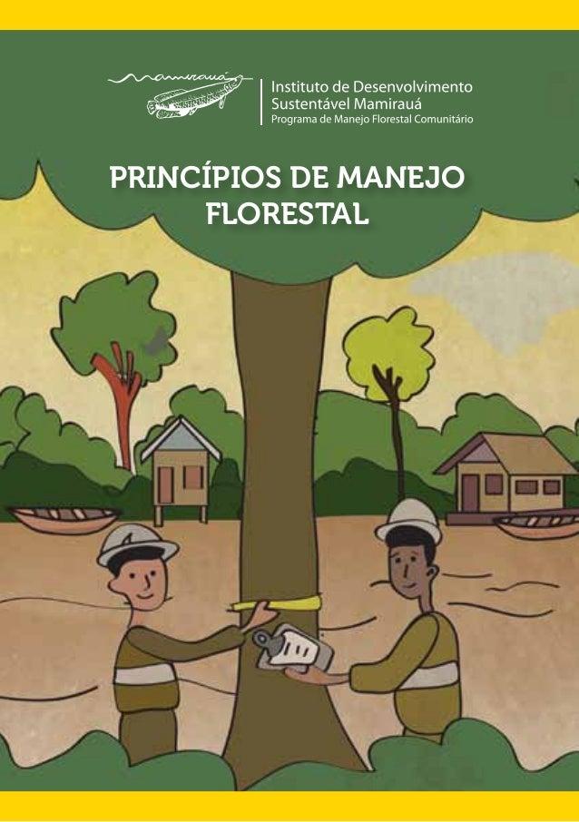 Princípios de Manejo Florestal
