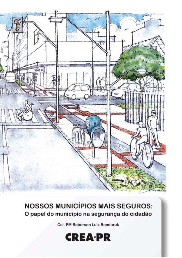 O papel do município na segurança do cidadão 1
