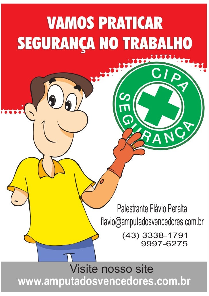 Palestrante Flávio Peralta               flavio@amputadosvencedores.com.br                     (43) 3338-1791             ...