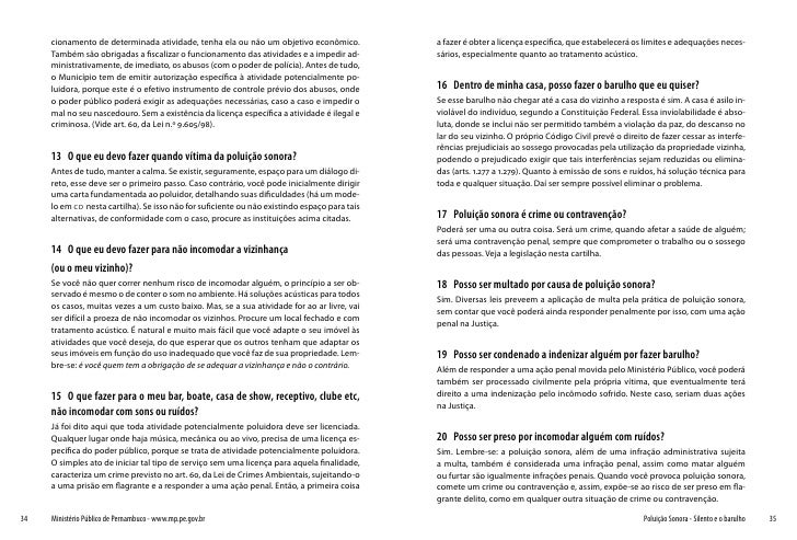 Cartilha Poluição Sonora 8111ed0467