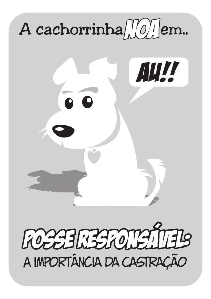 Apresentação        Os animais domésticos são grandes companheiros e fazem        muito bem a todos (crianças e adultos). ...