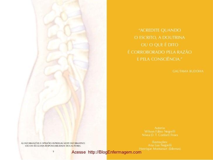 Cartilha prevencao da hérnia lombar Slide 2