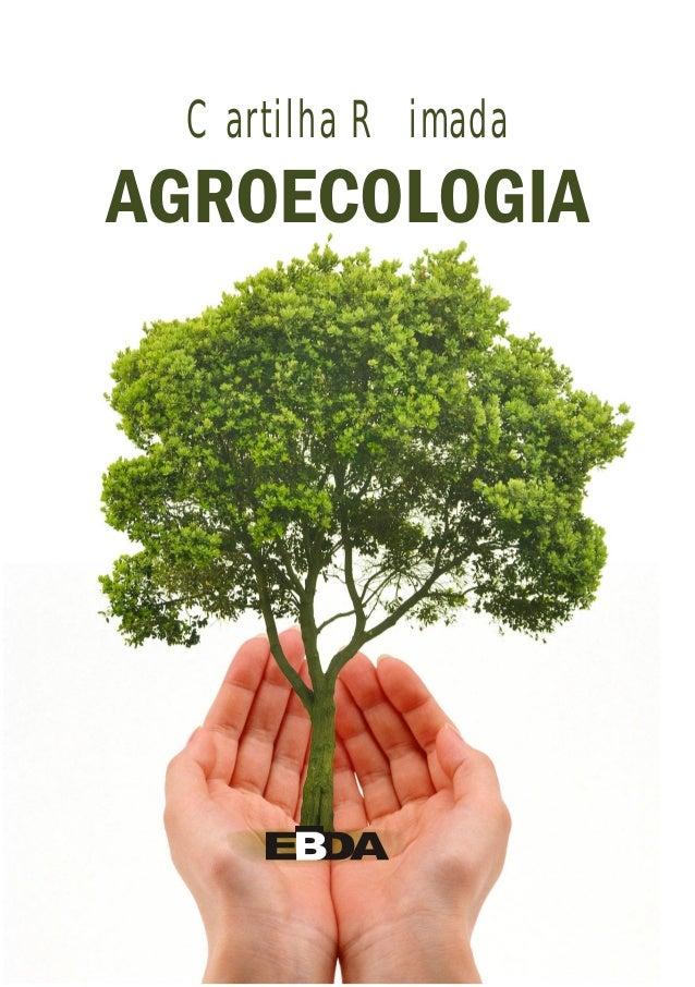 Cartilha Rimada AGROECOLOGIA
