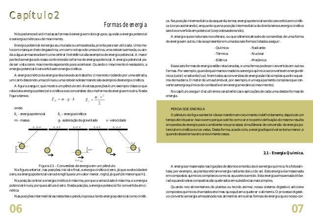 9d3d771a4ec A lei básica danatureza échamadadeLeidaConservaçãodaEnergia  5. Capítulo  2Capítulo 2 Formas de energia Nós podemos dividir todas as ...