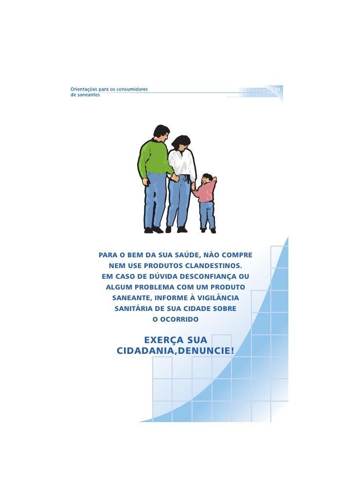 www.anvisa.gov.br            Apoio: