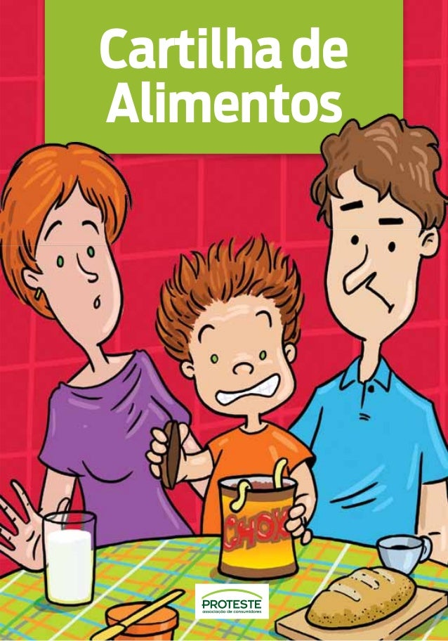 Cartilha de Alimentos