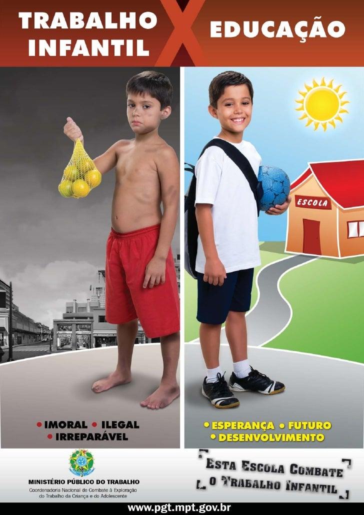 Cartilha sobre os Direitos e Deveres da Criança...