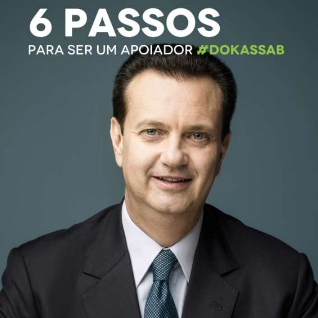 6 PASSOS  PARA SER UM APOIADOR #DOKASSAB