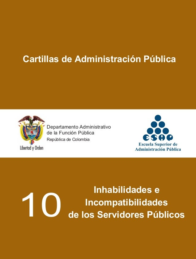 1  23/12/2009  11:58:37 a.m.  Departamento Administrativo de la Función Pública - DAFP Carrera 6 No. 12 - 62 - Bogotá, D.C...
