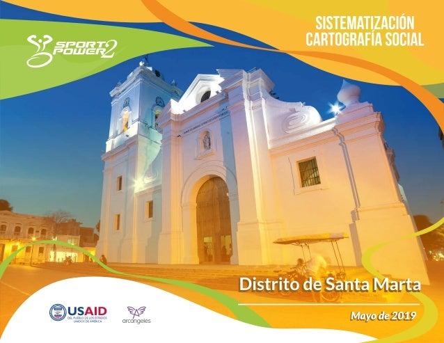 Cartilla cartografia social Santa Marta