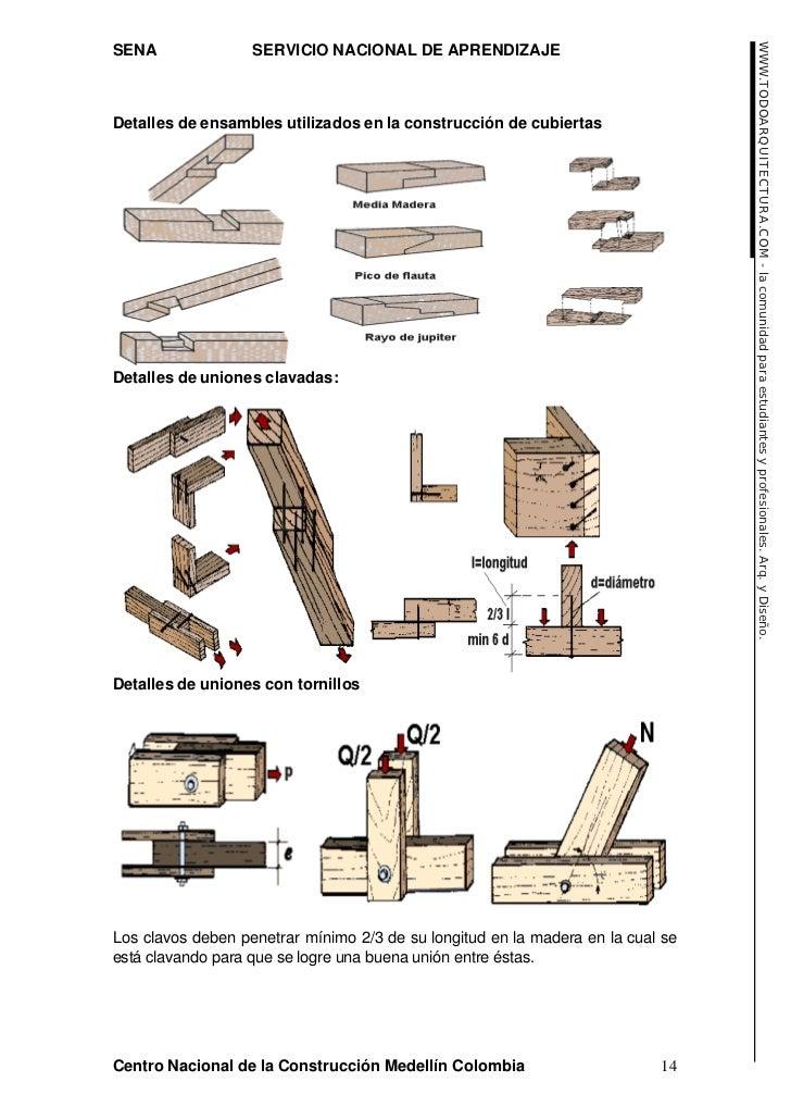 Cartilla cubierta 2010 for Crear una cubierta de madera