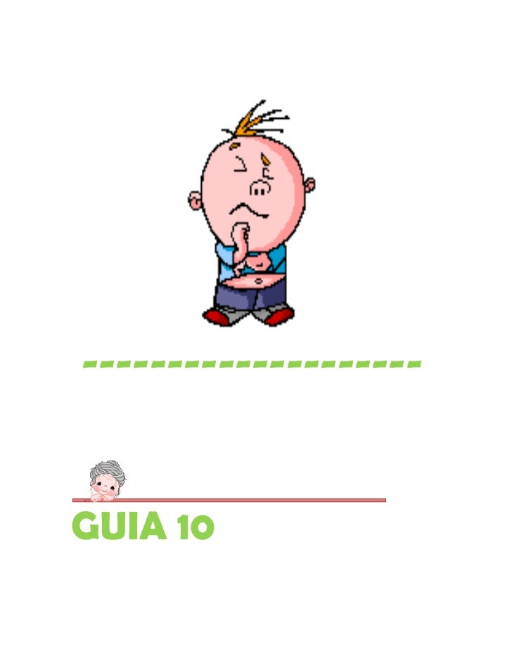 --------------------GUIA 10