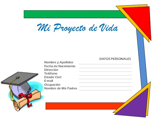 Cartilla pedagogica mi proyecto de vida Slide 2