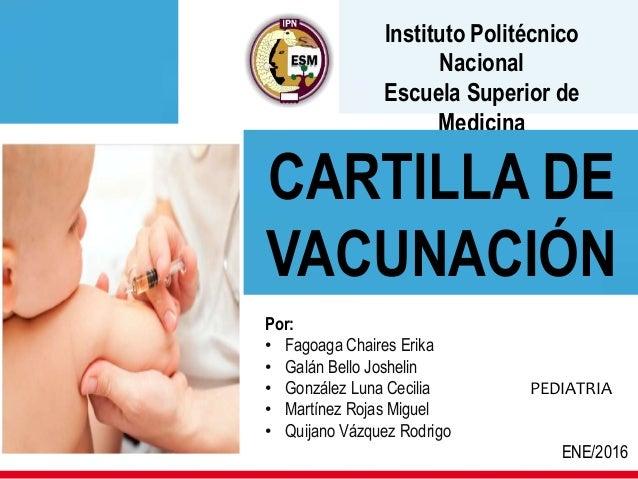 Instituto Politécnico Nacional Escuela Superior de Medicina Hospital Reg 1ro de Octubre Por: • Fagoaga Chaires Erika • Gal...