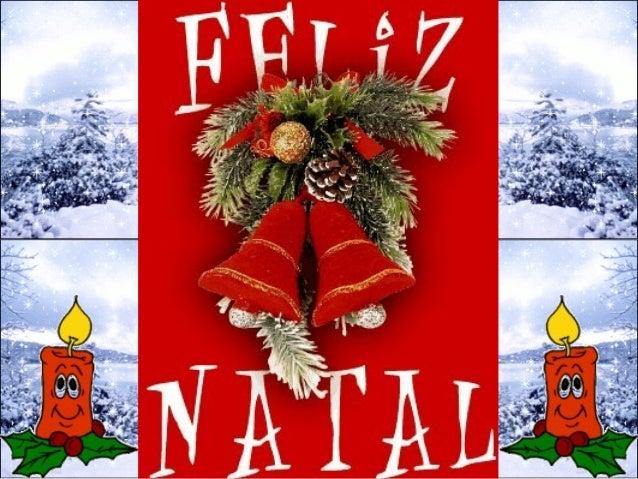 Cartão de natalFELIZ NATAL PARA TODOS