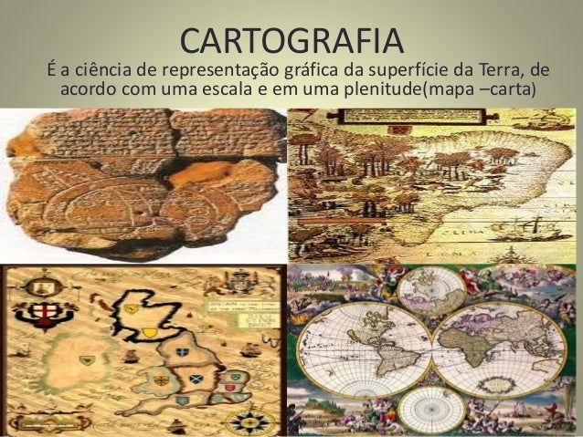 É a ciência de representação gráfica da superfície da Terra, de acordo com uma escala e em uma plenitude(mapa –carta) CART...