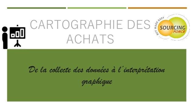 CARTOGRAPHIE DES ACHATS De la collecte des données à l'interprétation graphique