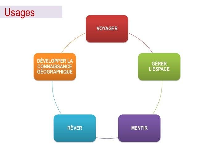 Le SIG ? « Système informatique permettant, à partir de diverses sources, de rassembler et d'organiser, de gérer, d'analys...
