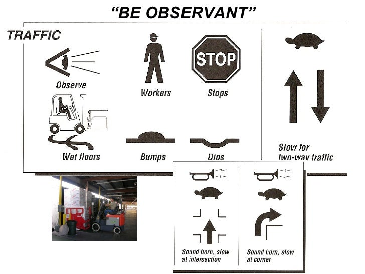 """ BE OBSERVANT"""