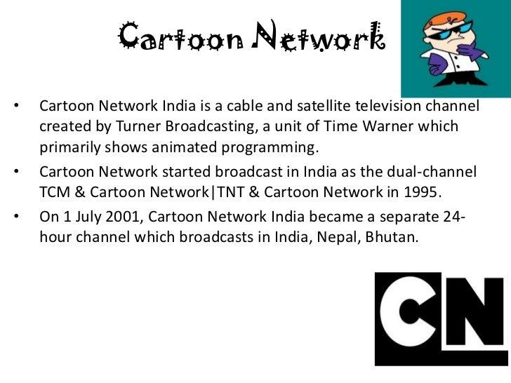 Cartoon Network Niche In Mature Market