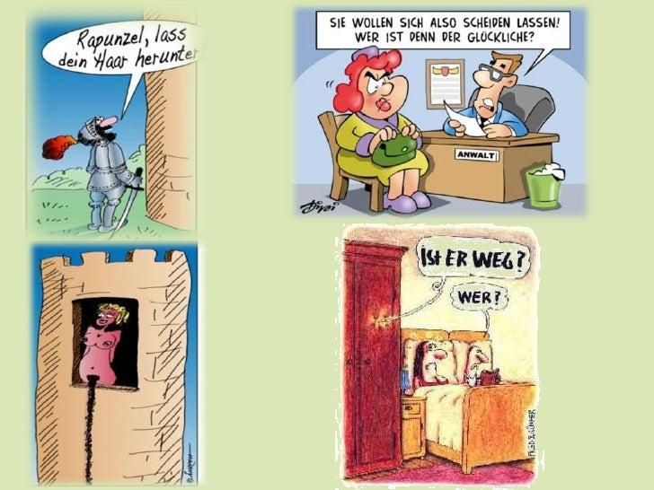 Witzige Cartoons II. Slide 1