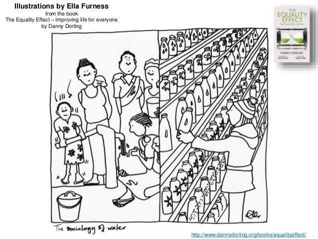 Illustrations from the book 'The Equality Effect' Slide 3