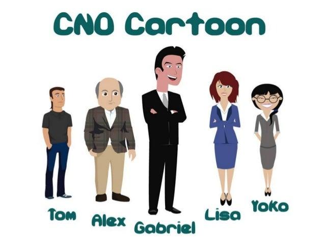 Cartões de Negócios CNO Cartoon is powered by BCockpit A importância de se ter cartões de negócios bem feitos e profission...