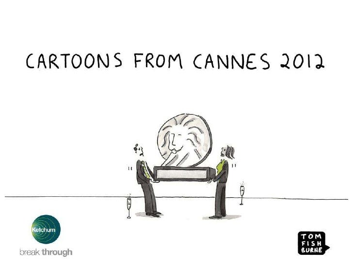 Cartoons from Cannes