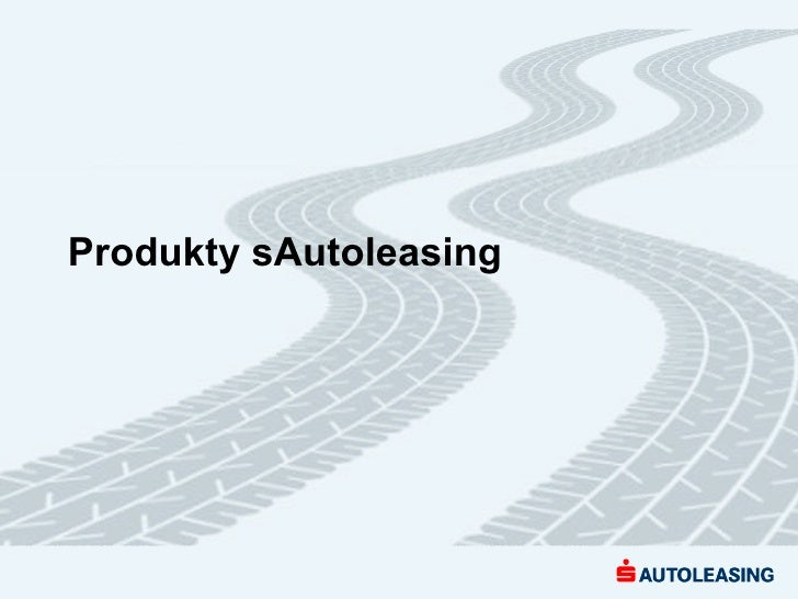 Produkty sAutoleasing