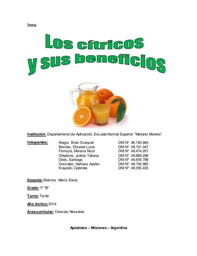 """Tema: Institución: Departamento de Aplicación, Escuela Normal Superior """"Mariano Moreno"""" Integrantes: Alegre, Brian Ezequie..."""