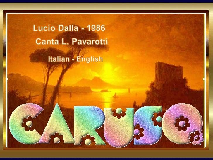 good service promo code shop Caruso L[1].Dalla Pavarotti