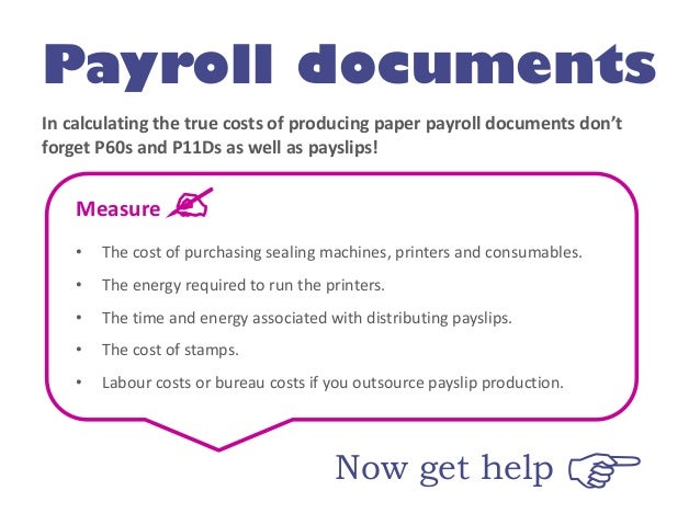 7 Top Tips For Streamlining Your Payroll Processes