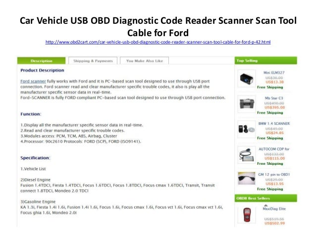 Ford Diesel Diagnostic Codes
