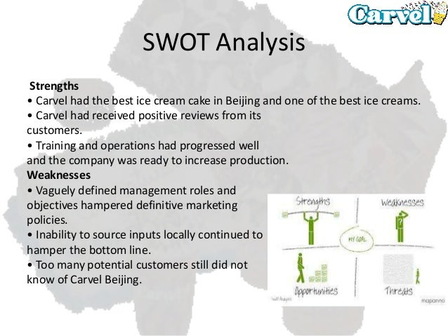 business analysis carvel in beijing Carvel ice cream: developing the beijing market case solution, the manager of business development for carvel asia ltd tries to determine how to best increase ice.