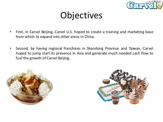 Carvel Ice Cream: Developing the Beijing Market Harvard Case Solution & Analysis
