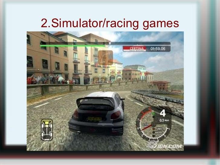 Car video games