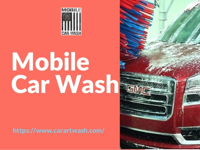Mobile Car wash with Nano Technology